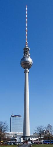 Fernsehturm Berliini