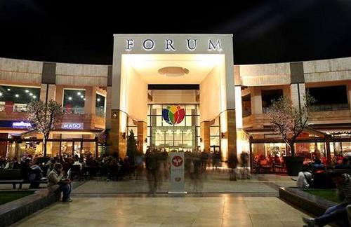 Forum Istanbul kauppakeskus
