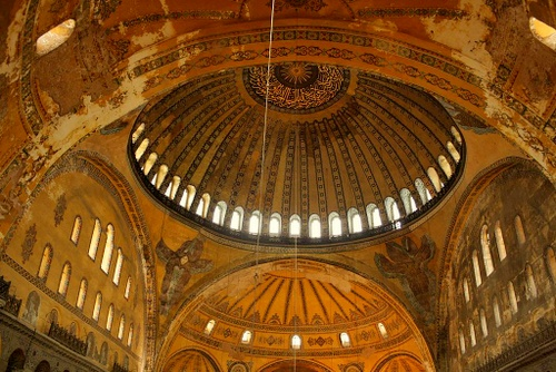Hagia Sofian keskuskupoli Istanbul