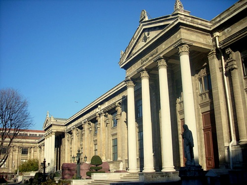 Istanbulin arkeologinen museo