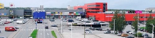Järve Keskus Tallinna