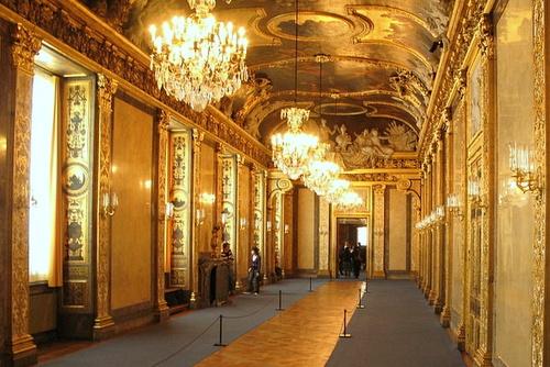 Kaarle XI galleria Tukholman kuninkaanlinna