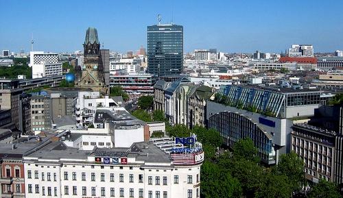 Kurfurstendamm Berliini