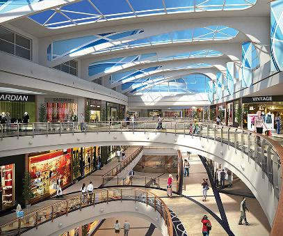 Mall of Istanbul kauppakeskus