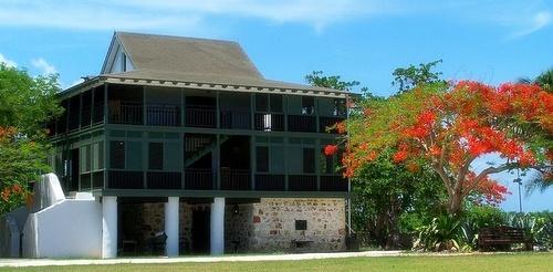 Pedro St Jamesin linnoitus Grand Cayman Caymansaaret