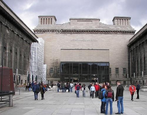 Pergamon museo Museumsinsel Berliini