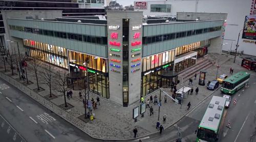 Postimaja kauppakeskus Tallinna