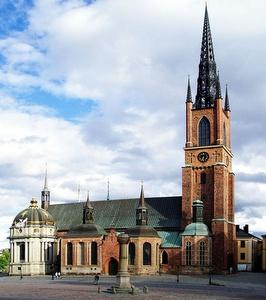 Riddarholmenin kirkko Tukholma
