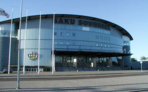 Saku Suurhall Tallinna