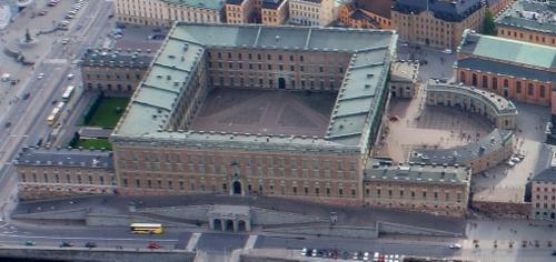 Sisempi linnanpiha Tukholman kuninkaanlinna