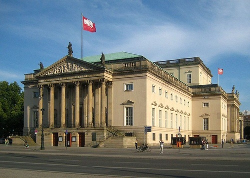 Staatsoper Unter den Linden Berliini