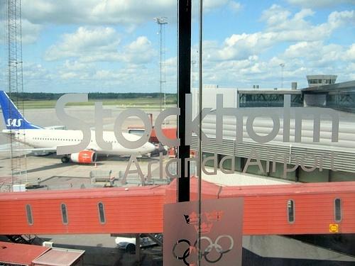 Stockholm Arlanda Airport Tukholma