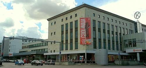 Tallinnan Kaubamaja tavaratalo