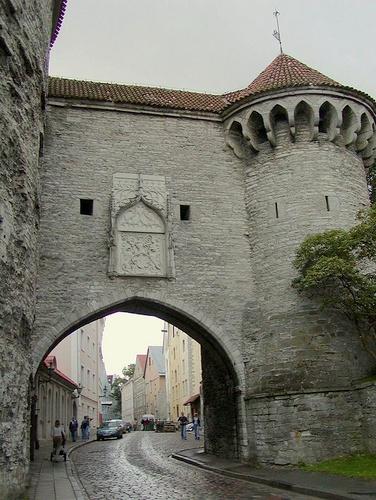 Tallinnan vanhankaupungin portti