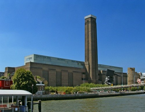Tate Modern Lontoo