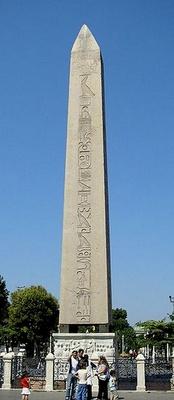 Theodosiuksen obeliski Istanbul