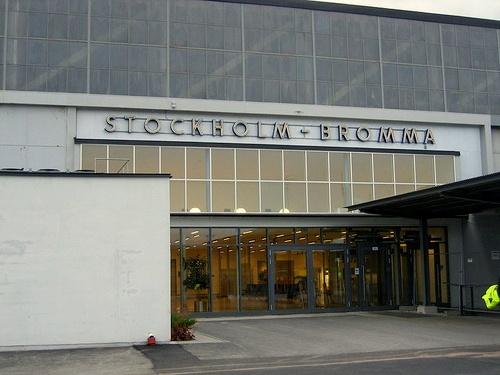 Tukholman Bromman lentokenttä