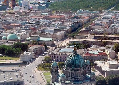 Unter den Linden Berliini