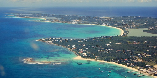Anguilla ilmakuva