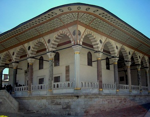 Audienssikamari Topkapin palatsi Istanbul
