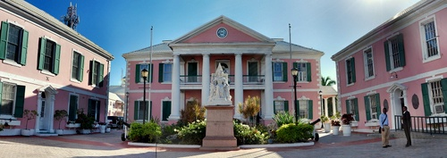 Bahamasaarten parlamenttitalo