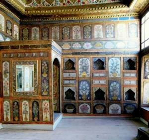 Hedelmähuone Topkapin palatsi Istanbul