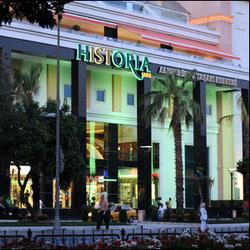 Historia Fatih Mağazaları AVM Istanbul