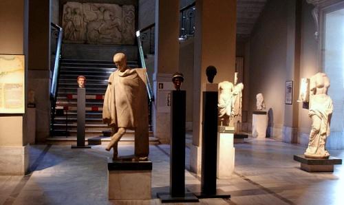 Istanbulin arkeologisen museon näyttely