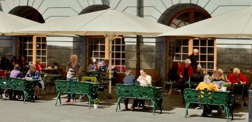 Kafé Ryssgården Tukholman kaupunginmuseo