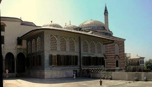 Kaksoiskioski Topkapi-palatsi Istanbul