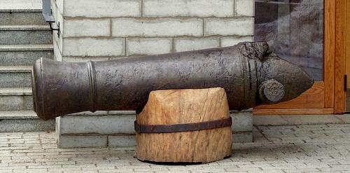 Kanuuna Kiek in de Kök torni Tallinna