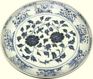 kiinalaisten posliinien kokoelma Topkapi-palatsi Istanbul