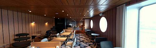 Lounge Cafe M/S Finlandia Eckerö Line