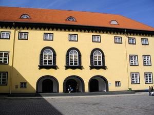 Parlamenttirakennus Toompean linna Tallinna