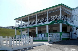 Pavilion and Cricket Club Restaurant and Pub Nassau Bahamasaaret
