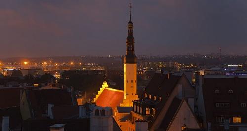 Pyhän Hengen kirkko Tallinna