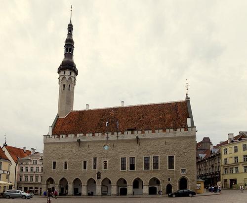 Raatihuone Tallinna