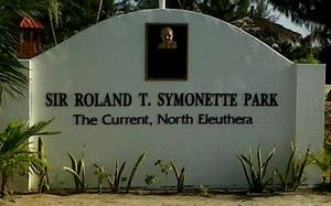 Sir Roland T. Symonette Park Bahama
