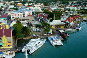 St. John's Antiguan saari