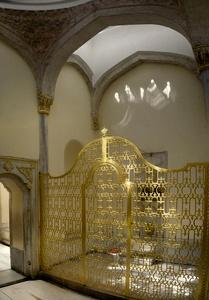 Sulttaanin ja kuningataräidin kylpylät Topkapi-palatsi Istanbul