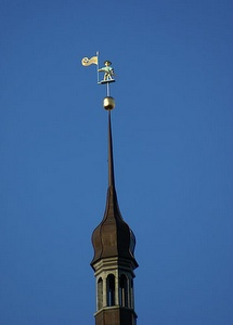 Vana Toomas tuuliviiri Tallinna