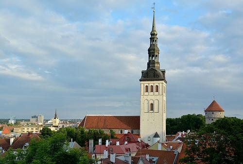 Tallinnan Pyhän Nikolaoksen kirkko