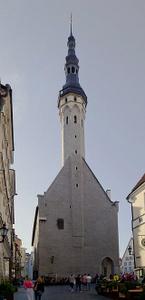 Tallinnan raatihuoneen torni