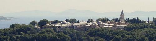 Topkapin palatsi Istanbul