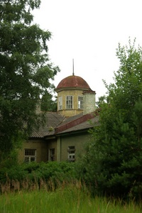Aegnan saaren sotilasrakennus Tallinna