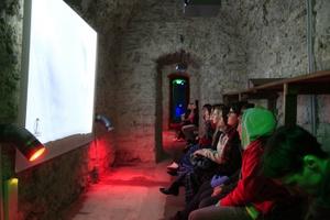 Bastionien tunnelit Tallinna