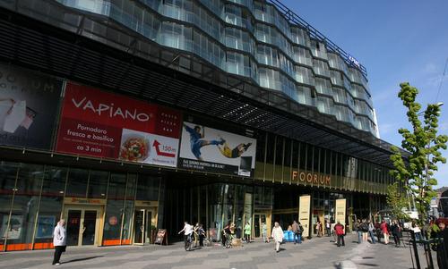 Foorum kauppakeskus Tallinna