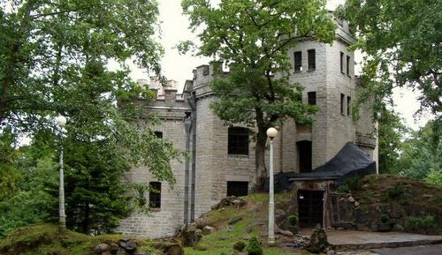 Glehnin linna Nõmme Tallinna