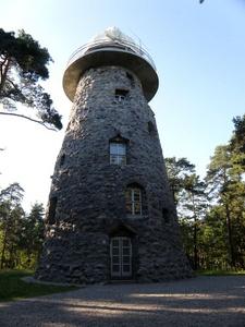 Glehnin puiston observatorio Tallinnassa