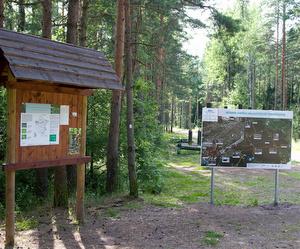Harkun metsäpolku Tallinna